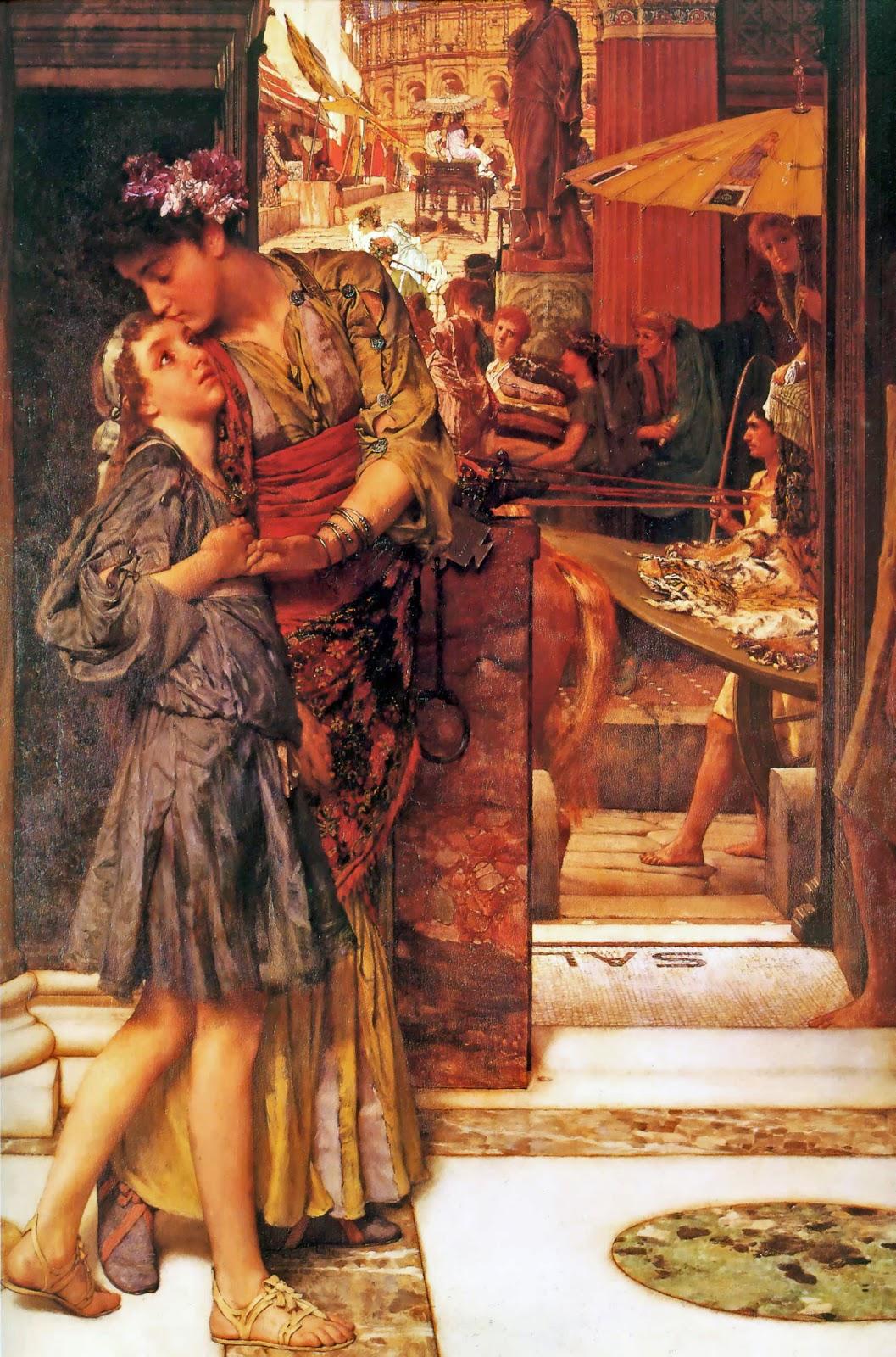 erotic Alma tadema victorian