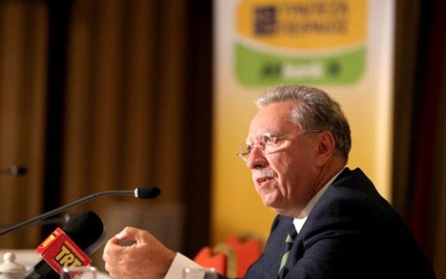 Παραιτήθηκε ο Μιχάλης Σάλλας από πρόεδρος της Τράπεζας Πειραιώς