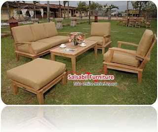 Set Sofa Kursi Tamu Minimalis - Salsabil Furniture - 085875166325