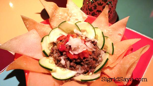 Spice Kitchen shawarmitas