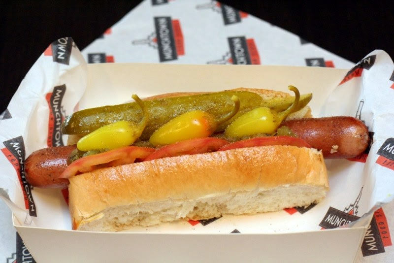 Munchtown Chicago Dog