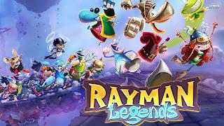 Rayman Legends PS Vita Wallpaper