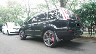 Nissan X-trail Mobil SUV Tangguh dan Nyaman