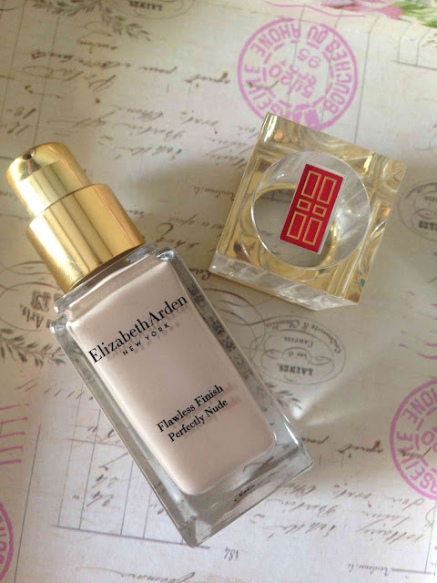 Review : Elizabeth Arden Flawless Finish Foundtion