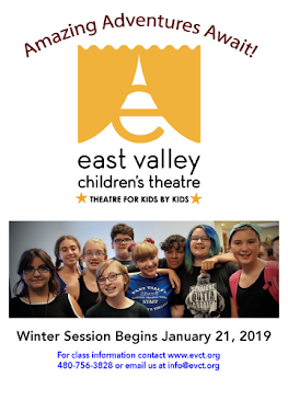 East Valley Children's Theatre presents