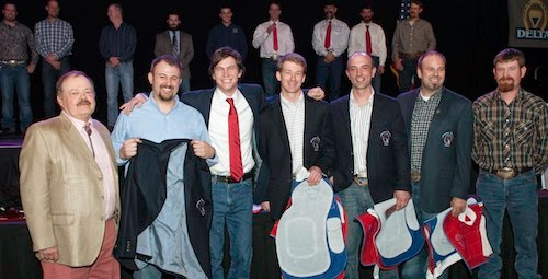 2014 American Farriers Team (AFT) represents American Farrier's Association