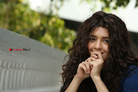 Actress Rithika Sing Latest Pos in Denim Jeans at Guru Movie Interview  0169.JPG
