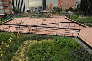 Parque Bicentenario - Bogota