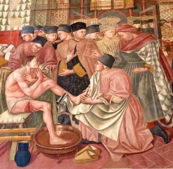 Medieval healing