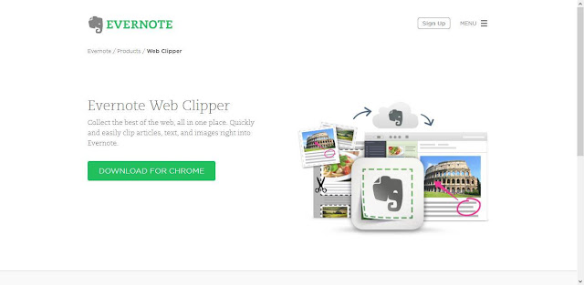 Software Internet Marketing Tools Evernote Web Clipper