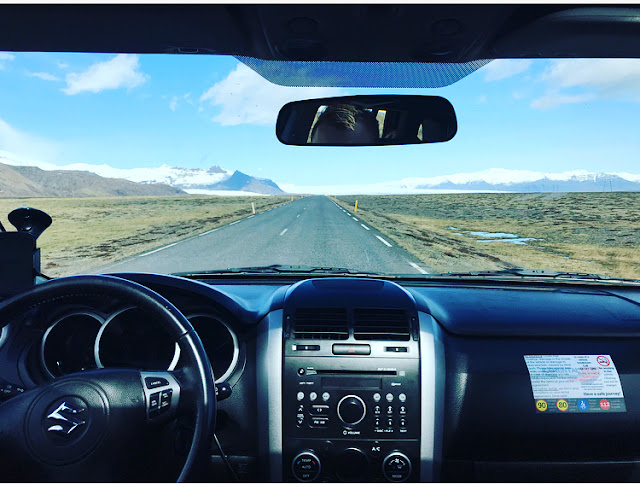 zwiedzanie Islandii