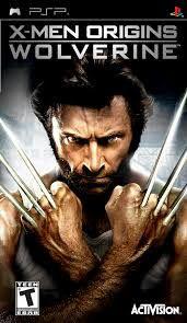 X-Men Origins: Wolverine ( BR ) [ PSP ]