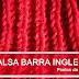 FALSA BARRA INGLESA EM TRICÔ | PASSO A PASSO