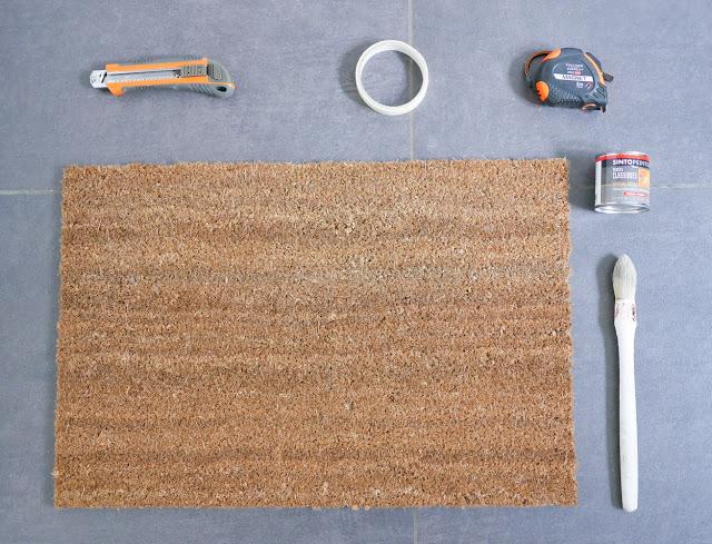 Tools Needs Custom Carpet Brush (FLOATING DIY NIGHTSTAND)