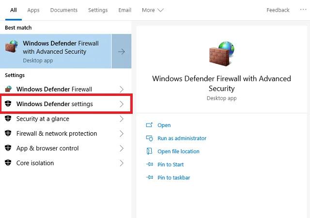 Cara Mengaktifkan dan Menonaktifkan Windows Defender di Windows 10