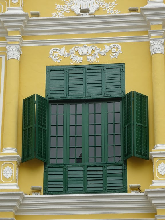 Janelas de Macau