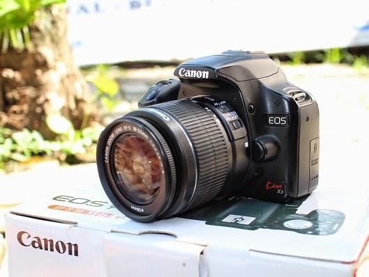 harga Canon Eos Kiss X3 ( eos 500D )