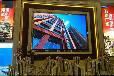 Đơn vị lắp đặt màn hình led p5 indoor tại Long An
