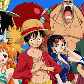 Sagas de One Piece