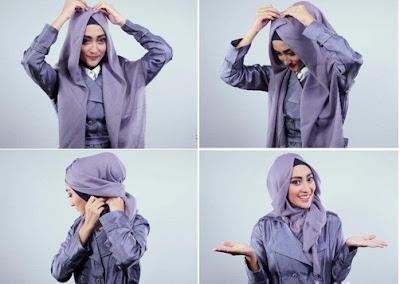hijab model Hanatajima