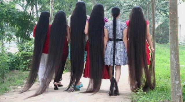 وصفة هندية لا مثيل لها بالعالم لتطويل الشعر وتقويته في شهر فقط