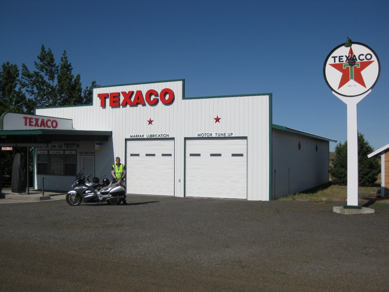 Northwest Motorcycle Rides And Oregon Rural Post Office
