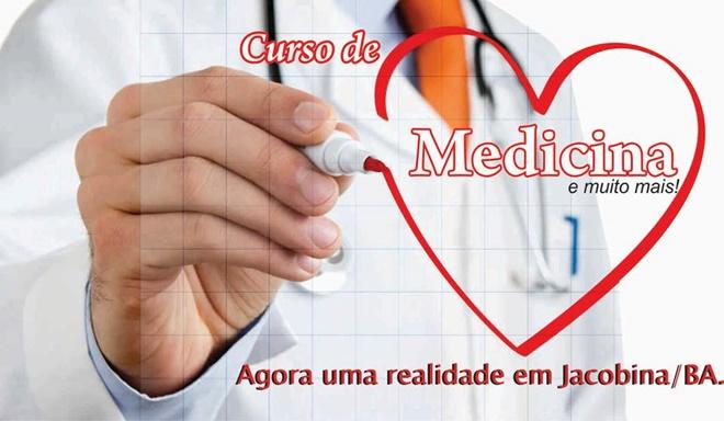 Curso de Medicina em Jacobina terá bolsas para estudantes de escolas públicas