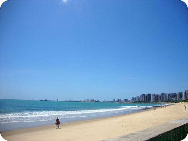 Fortaleza - Ceará : Praia de Meireles