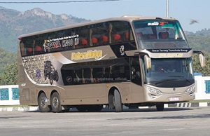 agen travel dand bus