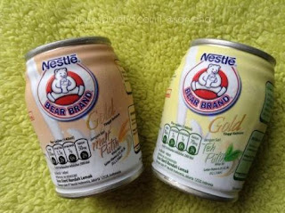 Manfaat susu bear brand