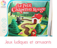 LE PETIT CHAPERON ROUGE DE SMART GAMES