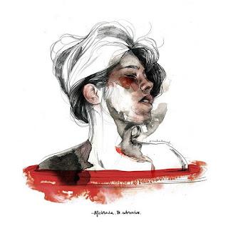 mujeres-ilustraciones-pintadas
