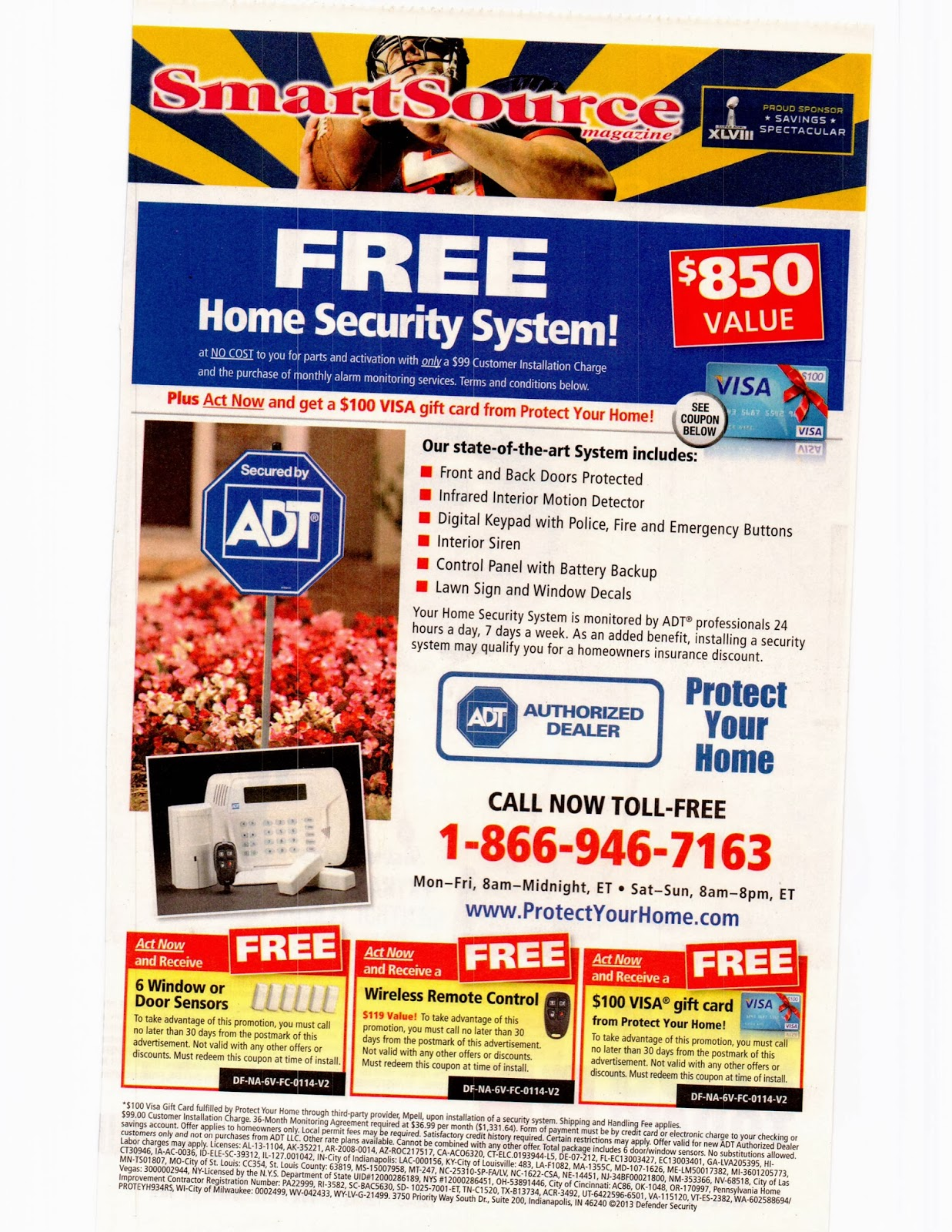 But first–the 411 on Sunday newspaper coupon inserts: