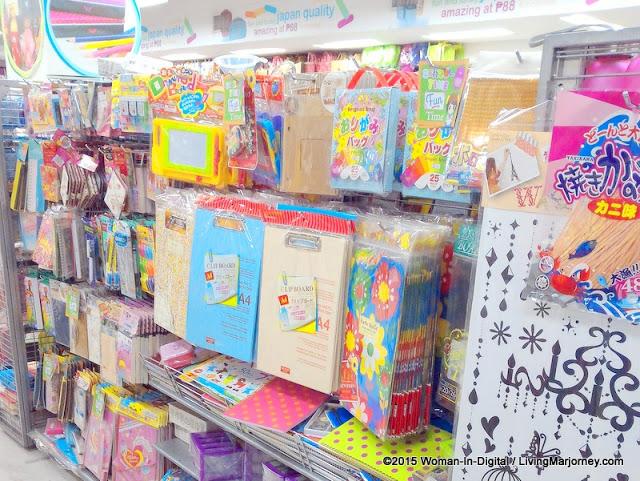Daiso-Japan-Art-Materials
