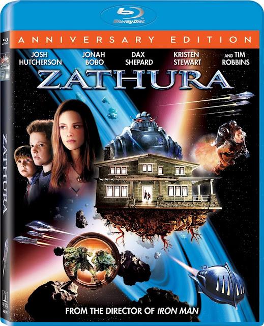 Zathura-A Space Adventure (2005) Telugu Dubbed BR Rip ...