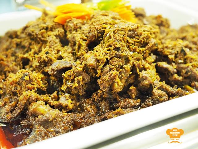 Ramadhan Buffet 2018 Cobalt Room Ritz Carlton Kuala Lumpur Rendang Daging Tok Perak