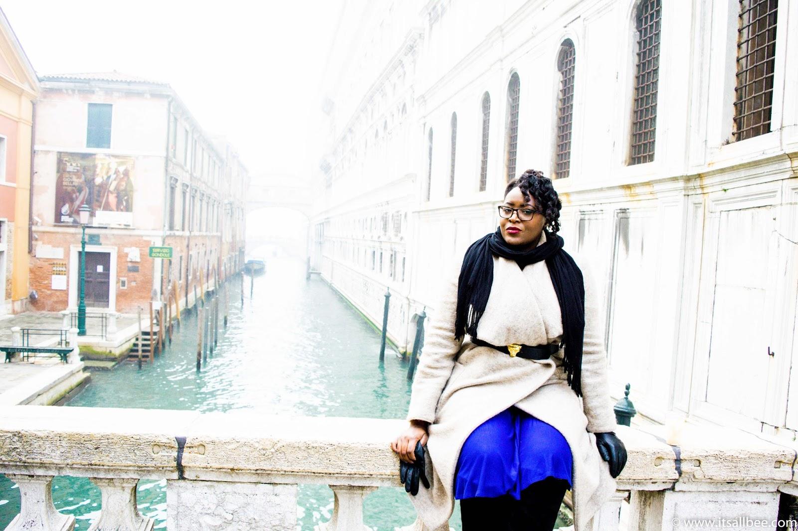 Venice In December | Bridge of sighs