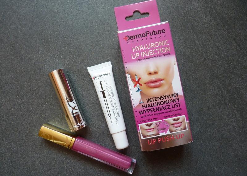 To naprawdę działa - Intensywny hialuronowy wypełniacz ust marki DermoFuture