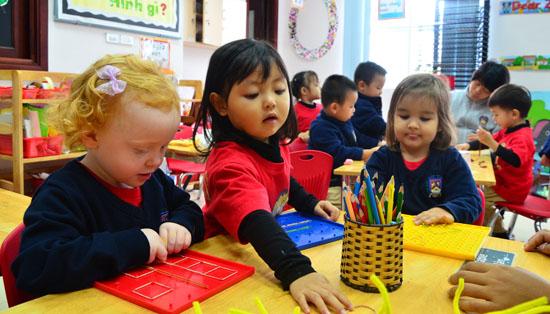 Hệ thống giáo dục tại Đài Tư Long Biên