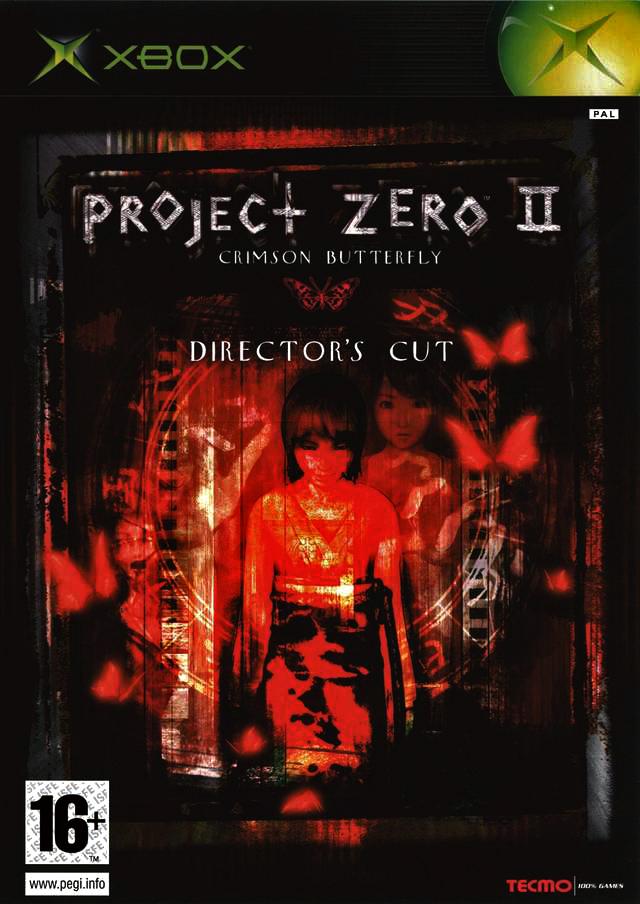 Xbox Cl 225 Sico Iso S Por Mega Project Zero 2 Fatal Frame 2