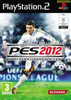 PS2 - Pro Evolution Soccer 2012