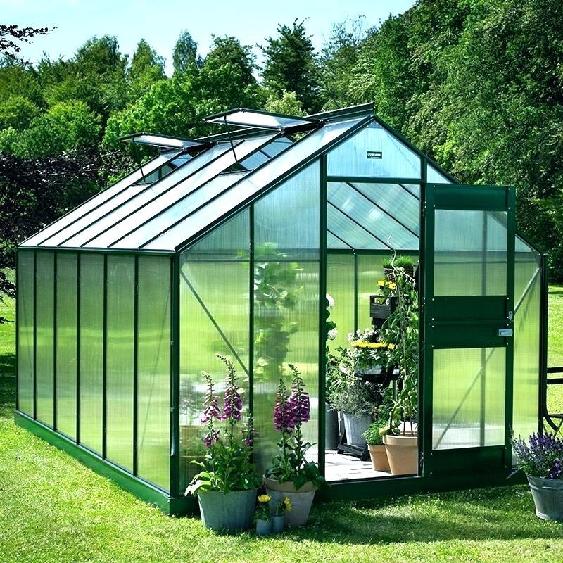 30+ Desain Green House Sederhana Untuk Penyuka Tanaman