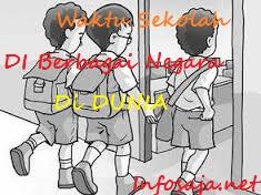Wow, Waktu Sekolah di Indonesia Tergolong Singkat Loh dari Negara Lain