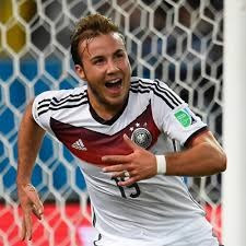 Battle of the big guns: Arsenal and Man Utd reportedly want Mario Gotze
