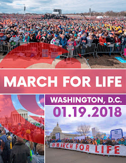 March for Life 2018 Poster