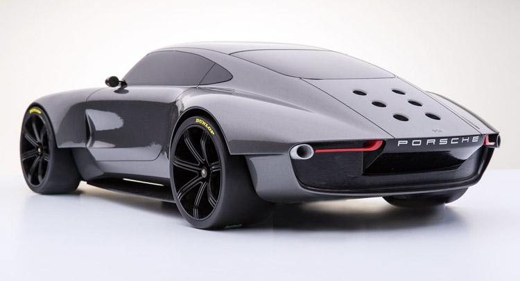Porsche 901 Design Concept Reimagines the Iconic 911