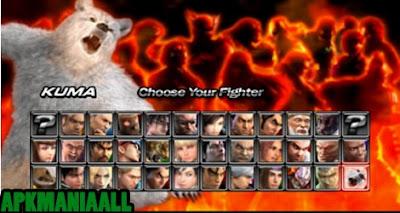Tekken: Dark Resurrection PSP FREE DOWNLOAD