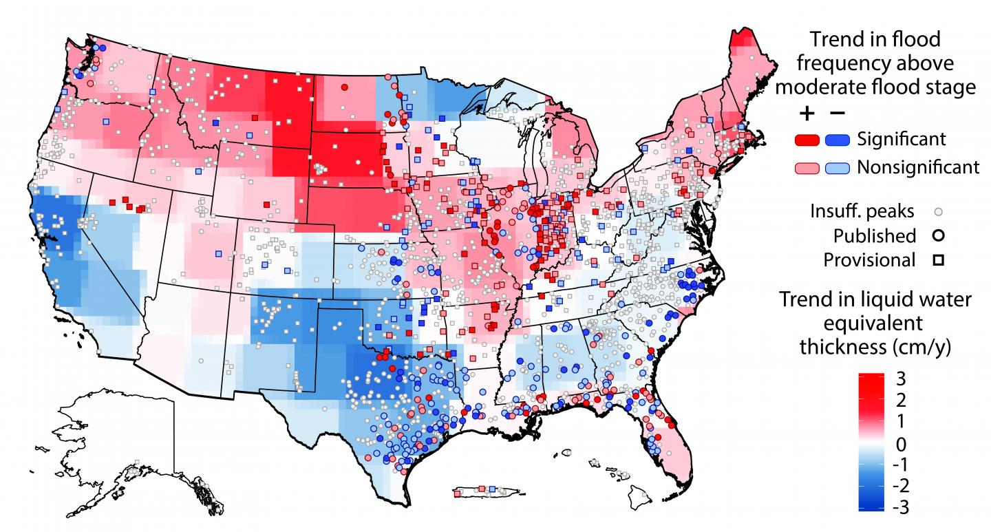 United States flood risk is basically a wash thanks to changing weather patterns
