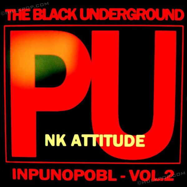 [EP] The Black Underground – Punk Attitude