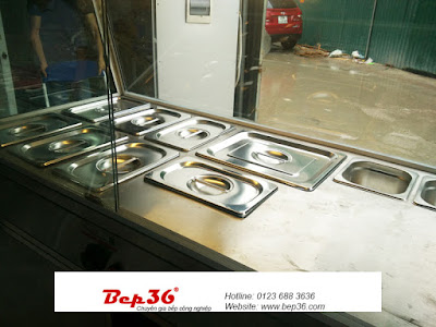 tủ giữ nóng thức ăn bằng hơi nước, tiết kiệm điện